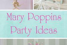 Mary Poppins birthday!