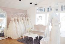 My dream wedding dress salon