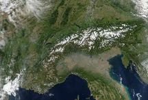 Alpen, Alpes, Alps