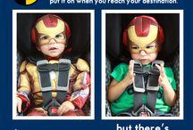 General Best Practice, Tips, & Tricks / car seat safety