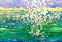 Paintings by Margaret Coxall