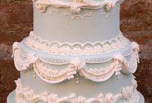 кремовые тортики