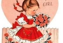 Vintage Valentin's Day ♡