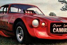 Chevy Camaro 2nd Generation