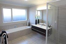 Bathroom Ideas / Our favourite features from bathrooms in G.J.Gardner homes around New Zealand.