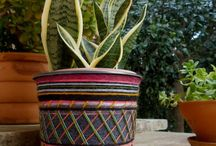 Gardening: Recycling and DIY / Ideas and inspirations for reusing common household items in the garden. Decoration, practical purposes, and anything that is DIY or recycling.