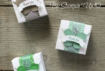 Stampin' Up! - Thoughtful Banners