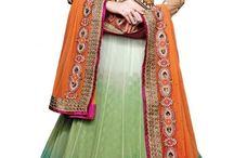 Designer Lehengas & Sarees For Celebrating Your Special Moments