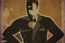 Batmania / Pour les fans de l'homme chauve-souris.
