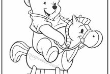 Disney Coloring pages / Free Disney coloring pages online Magic color book