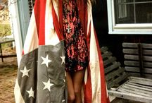Land of the Free, Home of the Brave / by Bailey Cuzner