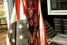 America / by Danielle St.Pierre