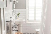 Bathroom/laundry / Bathroom and laundry inspo