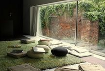 Creative Zen room / by Casey Layer