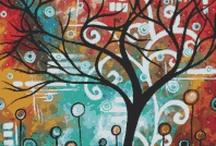 borduren bomen