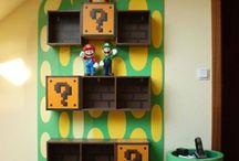 Mario / by Ten23 Designs