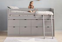 Дет.кровать / Детская кровать
