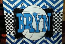 Personalized Custom Volleyball Gifts / Rebelandsass@yahoo.com