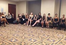 2015 Spring Casting (Behind the Scenes) / We are taking you behind the scenes of some of the gorgeous models!