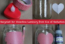 "Green Valentine / Reuse projects for Valentine's Day - take the ""pinkest"" of holidays to a new, green level! #DIY #love  / by Keep America Beautiful"