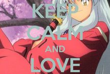 InuYasha / One of my favourite anime I love InuYasha
