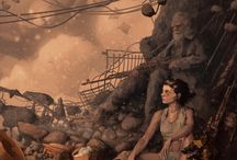 Dawid Jurek illustration / My works.