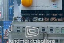 inflatable billboards