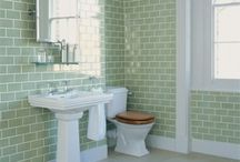 Bathroom ideas / by Erika Wilde