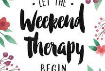weekendtherapy