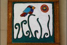placas de ceramica