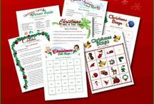 Christmas Games / Activities