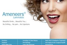 Ameneers /   Ameneers Laminates Beautiful Smile... Beautiful You... No Drilling... No Pain... No Injections Call us Today on 04-3952005 and book your consultation appointment. / by the DentalSPA Dental and Medical Center