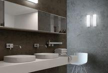 Theme - Bathroom / illum kunstlicht badkamer verlichting