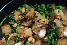 veggies/pastas