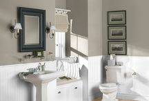 powder room / by Susan Farrier
