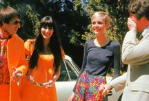 Twiggy 60's Icon / by Jacky Cartmell