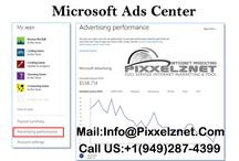 Microsoft Ads Center