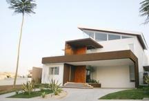 Fachadas / Casas modernas