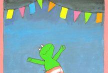 Kinderboekenweek / Kinderboekenweek thema: feest!