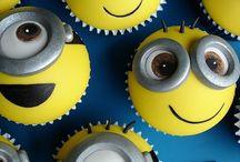 C-U-P-C-A-K-E  spells Yum! / all things cakes in cups / by Antoniett Mastros