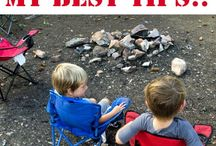 Camping / Camping tips with kids
