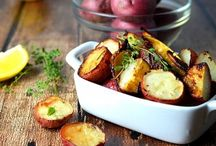 Veggies as Themselves / #Vegetarian Recipes where Vegetables are the Main Ingredient