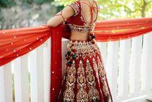 Lengha's and Saris