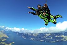 Skydiving Croatia ADV / Best skydiving photos by Adventure Driven Vacations team.