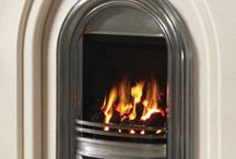 Inset Gas Fires / Once you'e chosen your fireplace, give it a warm glowing heart with an open-fronted Be Modern gas fire. Available in a range of finishes, they carry the Be Modern guarantee and are perfectly compatible with all our fireplaces.
