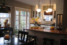 Kitchen Remodel / by Kim Swindoll