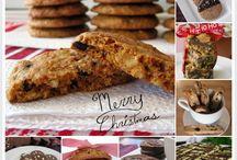 christmas food and recipes / christmas food and recipes