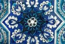 Tiles, pattern & mandala