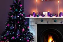 Christmas Tree and Decor Ideas / Usually prefer traditional colours but buying some pastel baubles this year.