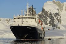 m/v Ortelius / Fortified for both poles of the planet, the ice-strengthened Ortelius is the ideal polar vessel for your Arctic or Antarctic expedition.